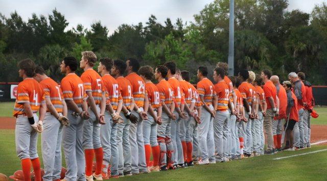 University (Orange City) Titans - Team Photo